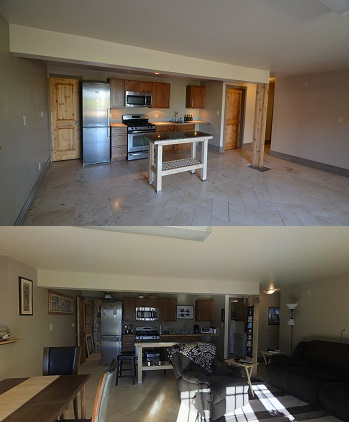Furnished vs Unfurnished Durango Open Houses