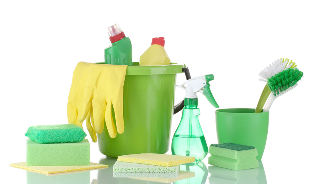 Preparing a Home to Sell, Cleaning